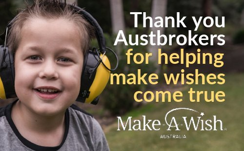 Make-A-Wish gets the big cheque - abcountrywide